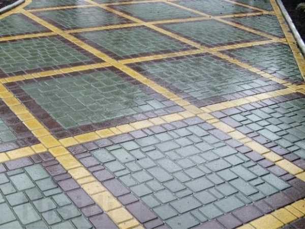 геометрическая раскладка
