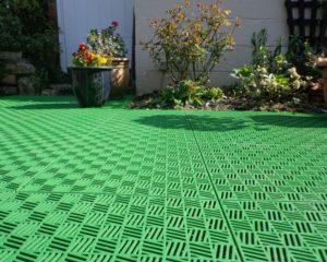 пластиковая тротуарная плитка 2
