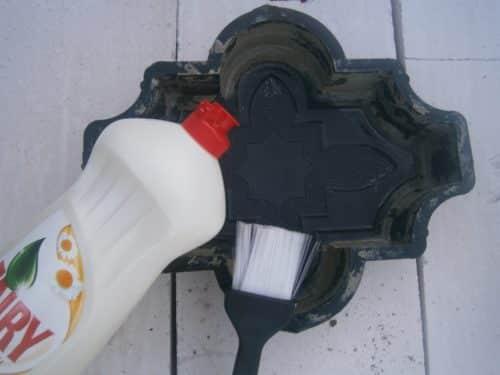 моющее средство как смазка